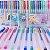 Estojo Caneta Shiny Color 12 cores - Imagem 1