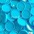 Disco Azul Celeste M - Imagem 1