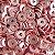 Disco Heart Metalizado Rosê M - Imagem 1