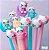 Kit Canetas Sortidas Hello Kitty 10 un - Imagem 1