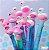 Kit Canetas Sortidas Flamingo 10 un - Imagem 1
