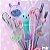 Kit Canetas Sortidas Bunny 10 un - Imagem 1