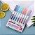 Caneta Metalizada Outline Marker 8 cores 4 un - Imagem 1