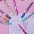 Caneta Metalizada Outline Marker 8 cores 4 un - Imagem 5