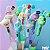 Caneta Kawaii com Led e Glitter 10 un - Imagem 1