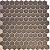 Revestimento Autoadesivo Resinado - BEE Bronze - Imagem 1