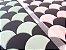 Revestimento Autoadesivo Resinado - Scales Black Rosé Gold - Imagem 7