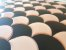 Revestimento Autoadesivo Resinado - Scales Black Rosé Gold - Imagem 5