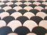 Revestimento Autoadesivo Resinado - Scales Black Rosé Gold - Imagem 4