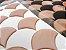 Revestimento Autoadesivo Resinado - Scales Black Rosé Gold - Imagem 8