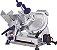 Cortador de Frios Gural GLP 250 Aço Anodizado 220v - Imagem 1