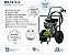 Lavadora Profissional 4X MB 0178G / 800 PSI / Alta Rotação / Motor: 6,5 HP Gasolina 4 Tempos - Imagem 2