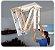 Escada para Sótão Madeira LWK Komfort FAKRO / 60cm x 130cm ( PÉ DIREITO até 3,05m ) - Imagem 5