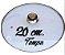 Tampa de Vidro Temperado para Frigideiras e Panelas  20 Cm - Imagem 3