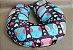 Travesseiro de pescoço para viagens corujinhas - Imagem 2
