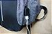 Mochila anti-furto com saída USB - Imagem 5