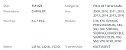 Filtro de Transmissão Automática EXTERNO 6DCT450 - Cartucho e Refil - Imagem 2