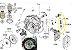 Filtro de Transmissão Automática EXTERNO 6DCT450 - Cartucho e Refil - Imagem 4