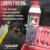 KOUBE Limpa Freios - Uso profissional  160 ML - Imagem 2