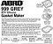 Silicone para Juntas Cinza ABRO GREY 999 85g - O.E.M. Até 343o C - Imagem 3