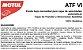 MOTUL ATF VI Lubrificante Sintético para Transmissão Automática 1 lt - Imagem 2
