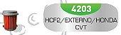 Filtro de Transmissão Automática HCF2 Externo - Honda - Imagem 1