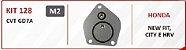 Adaptador Kit 128 Tektino Launch - Honda NEW FIT CITY HRV CVT GD7A - Imagem 1