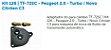 Adaptador Kit 126 AISIN TF-72SC - Peugeot 2.0 Novo Citroen C3 FIAT TORO Gas - Imagem 2