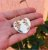 Colar coração com pingente personalizado banhado a ouro 18k  (pz entrega 45 dias) - Imagem 3