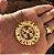 Mandala com nome dos filhos realeza banhada em ouro 18k (pz entrega 45 dias úteis) - Imagem 2
