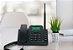 Telefone Celular Fixo Intelbras CF4202N 2G GSM, Dual Chip Preto - Imagem 1