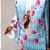 Mini Mochila Estampada Flamingo - Imagem 3