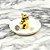 Porta-Joias em Cerâmica Unicórnio Dourado - Imagem 3