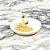 Porta-Joias em Cerâmica Lhama Dourada - Imagem 3
