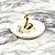 Porta-Joias em Cerâmica Flamingo Dourado - Imagem 3