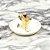 Porta-Joias em Cerâmica Cacto Dourado - Imagem 3