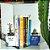 Aparador de Livros em Aço Cactos - Imagem 4