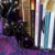 Aparador de Livros em Aço Gato Astros - Imagem 3