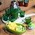 Kit Coquetel com 8 Peças Cactus - Imagem 2