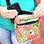 Bolsa Transversal Shoulder Bag Frida Kahlo Pitaia e Melancia Vermelha - Imagem 3