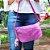 Bolsa Lateral Crinkle Roxa - Imagem 2