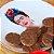 Jogo de Sobremesa 2 Pratos de Porcelana Frida Kahlo Flores Branco - Imagem 2
