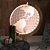 Luminária com Efeito 3D Globo Terrestre - Imagem 2