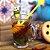 Kit Infusor de Chá e Colher para Mel Abelhinha Joie - Imagem 2
