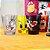 Kit Copos de Dose Looney Tunes Personagens Colorido - Imagem 2