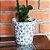 Vaso de Cerâmica Decorativo Botânico - Imagem 2