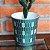 Vaso de Cerâmica Decorativo Pastilhas - Imagem 2