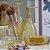 Kit de Banheiro em Vidro Elegant Âmbar - Imagem 2