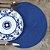 Jogo Americano Redondo Tyft Azul Marinho 2 Peças - Imagem 2