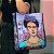 Bolsa Sacola Bag Frida Kahlo Flor de Maracujá - Imagem 3